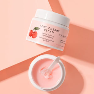 Farmacy Beauty现买新品樱桃卸妆膏送美白精华液
