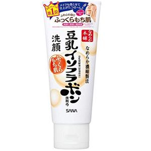 SANA豆乳 深层清洁毛孔补水保湿洁面乳大容量200g