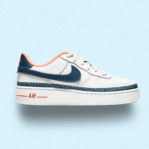 Nike Air Force 1 Evolution of Swoosh男大童板鞋