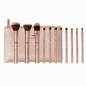 BH Cosmetics Metal玫瑰金化妆刷11支套