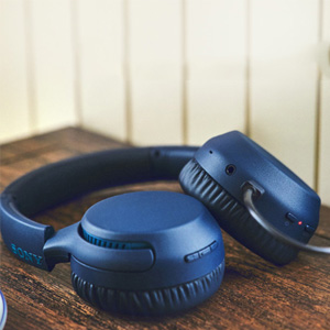 Sony索尼 WH-XB700 头戴式蓝牙耳机