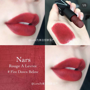 Fire Down Below!Nars 25周年限定黑管