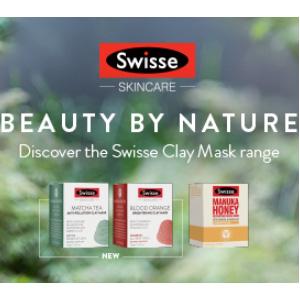澳洲CW大药房现有精选swisse护肤品低至5折促销