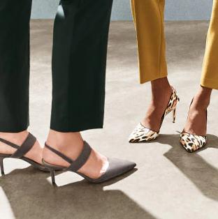 Ann Taylor网站现有正价鞋履额外6折促销
