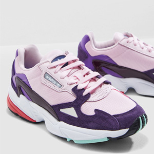 ADIDAS ORIGINALS FALCON CASUAL女款运动鞋
