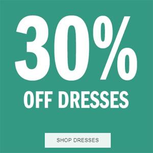 Urban Outfitters英国官网精选连衣裙额外7折促销