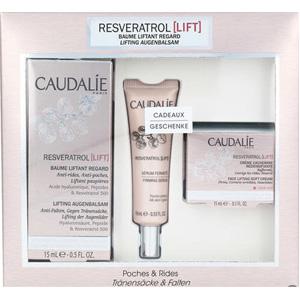 CAUDALIE欧缇丽 白藜芦醇紧致提升三件套装