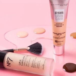 升级!Walgreens官网现有全场美妆产品买三免一+额外8.7折促销