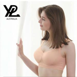 YPL 裸感丰胸文胸*2件