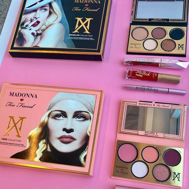 TooFaced × Madonna 联名系列彩妆