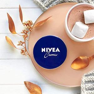 NIVEA妮维雅 经典蓝罐润肤霜 400ml*4件