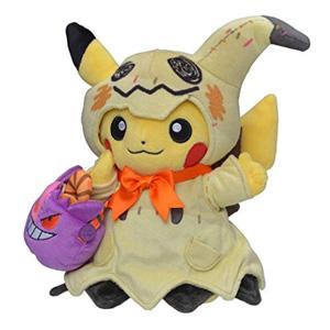 Pokemon 精灵宝可梦 2019万圣节主题 皮卡丘毛绒公仔