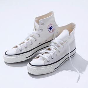 一见免邮!CONVERSE匡威 ALL STAR 女款日产帆布鞋 1980s