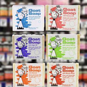 降价!Goat Soap 羊奶皂礼盒装