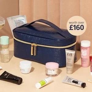 Feelunique英国站全场满£125送价值£160超值护肤礼包