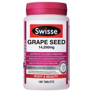 Swisse 葡萄籽片180片