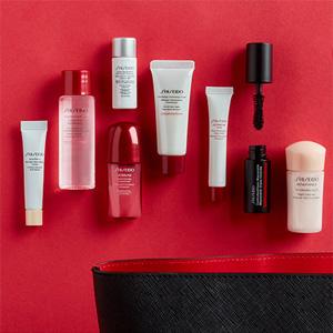 Shiseido加拿大官网全场满C$85送9件套+满C$125送正装卸妆水