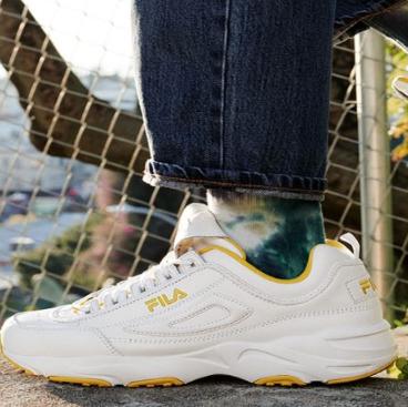 Fila 斐乐 Disruptor II x Ray 男士运动鞋