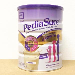 PediaSure 雅培小安素奶粉香草味 850g