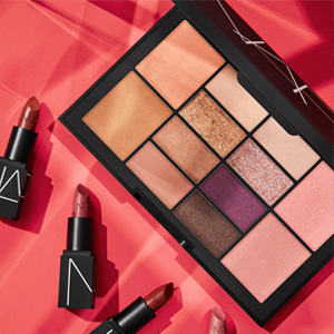 Nars Makeup Your Mind面部综合盘