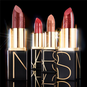 NARS Never Enough mini唇膏4件套(价值$47.56)