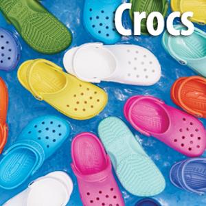 Crocs网站现有清仓区精选洞洞鞋低至2.5折促销