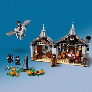 LEGO 乐高 哈利波特系列 海格小屋 75947