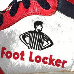 换码!Foot Locker美国精选鞋服最高立享75折促销