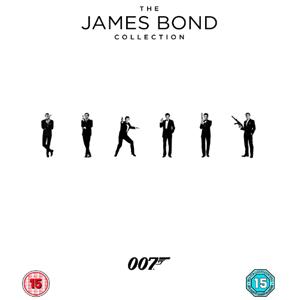 《James Bond 24 Film Collection》007电影蓝光合集