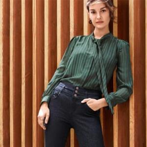 Ann Taylor Factory网站现有全场服饰低至3折+额外8.5折促销