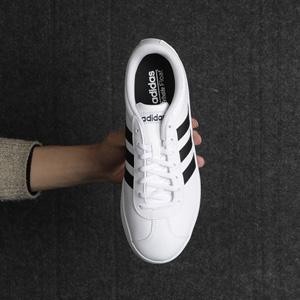 半码补货!Adidas Originals VL Court 2.0 大童经典板鞋