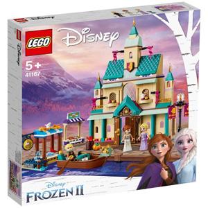 LEGO 乐高 迪士尼公主 阿伦黛尔城堡村庄 (41167)