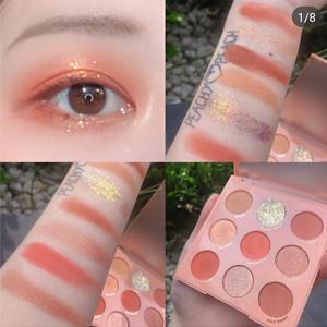 Colourpop baby got peach桃子盘