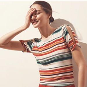 Ann Taylor网站双十二全场服饰额外5折促销