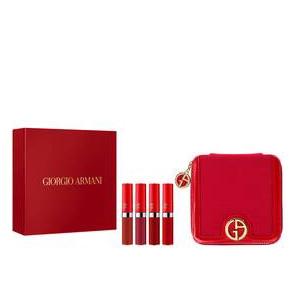 Giorgio Armani 阿玛尼红管唇釉套盒