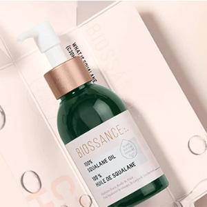 Biossance网站现有全场护肤品产品满$30送3件套礼包