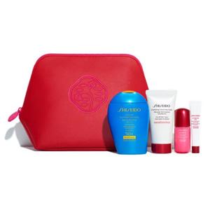 Shiseido资生堂Sun Set套装(价值$99)