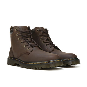 更新!Dr. Martens CARTOR LACE UP RUGGED男款马丁靴