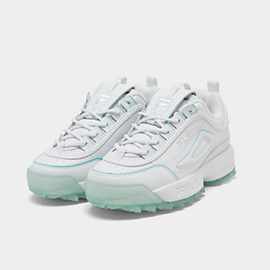 FILA DISRUPTOR ICE CASUAL老爹鞋大童款 图片色
