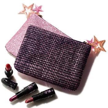 MAC 魅可圣诞限定LUCKY STARS口红3支套装