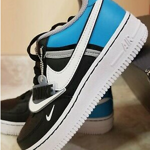 NIKE AIR FORCE 1 LV8 2 CASUAL 大童款休闲鞋