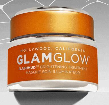 Glam Glow官网精选发光面膜额外8折促销