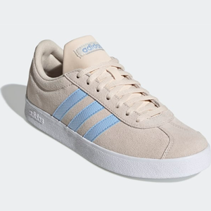 adidas Originals VL Court 2.0 女子麂皮休闲板鞋