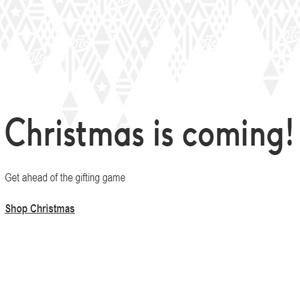 Boots英国官网现有精选圣诞专场商品低至75折促销