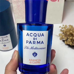 ACQUA DI PARMA 帕尔玛之水 蓝色地中海 卡普里岛橙 EDT 150ml