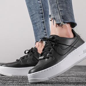 Nike AF1 Sage Low女款休闲鞋 两色可选