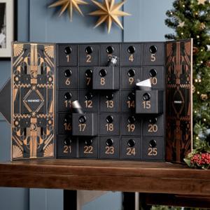 降价!Mankind 2019升级版圣诞倒数日历礼盒(价值£645)