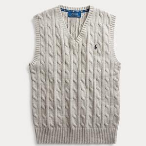 Ralph Lauren拉夫劳伦 8-20岁大童针织马甲