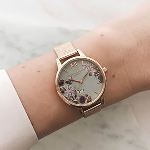 Olivia Burton 魔法花园女士手表