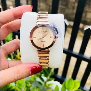 Anne Klein 女士 AK/2434RGRG时装腕表